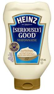 Heinz Mayonnaise Large 2 for £3 @ Morrisons