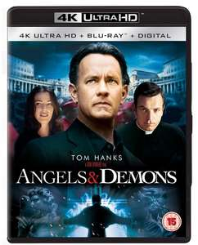 Angels and Demons (4K Ultra HD + Blu-ray) [UHD]