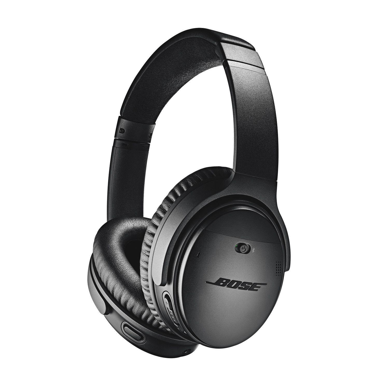 Bose® QuietComfort® 35 MK II Wireless Headphones (Black & Silver) £249.90 + 3 Years Warranty @ Peter Tyson