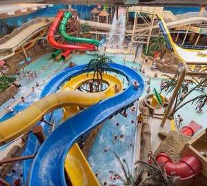 Sandcastle Blackpool Family Pass (2 Adults + 2 Children) £27.50 @ Planet Radio
