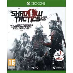 Shadow Tactics: Blades of the Shogun (Xbox One) £3.95 Delivered @ The Game Collection