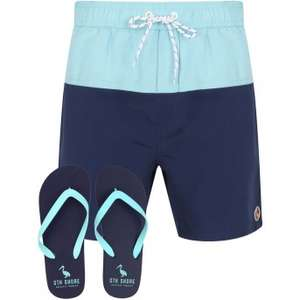 100+ Men's Shorts reduced to £10.99 delivered with code - Includes Chinos, Swim Shorts & Fitflop sets & more @ Tokyo Laundry