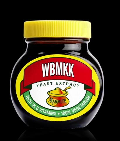Personalised Marmite Jar 250g at £5.49 + £3.60 postage @ Marmite Shop