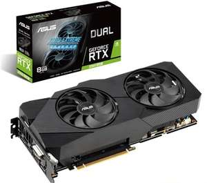 Asus Dual RTX 2060 Super + 2 FREE games Wolfenstein: Youngblood & ControlPre-order for £324.99 @ Box.co.uk
