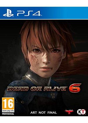 Dead Or Alive 6 (PS4) for £17.85 Delivered @ Base