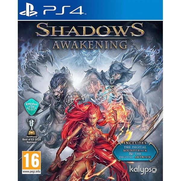 Shadows Awakening PS4 Game £9.49 @ 365games