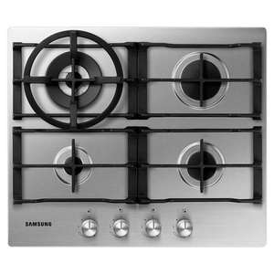 Samsung NA64H3030AS Gas Hob With Wok Support - Stainless Steel £89.99 Delivered @ Argos