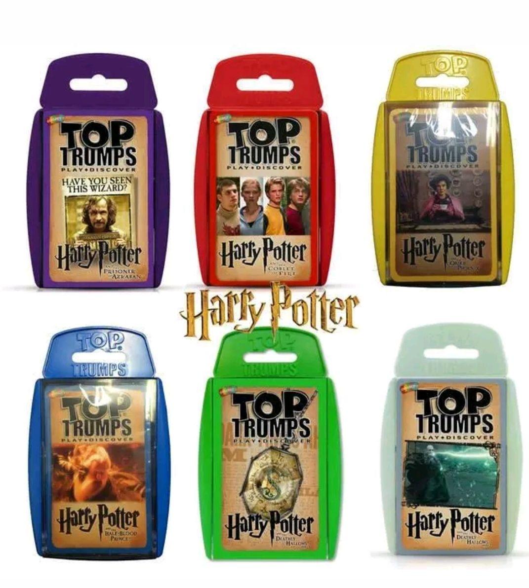 Harry Potter Top Trump Cards  (Instore) £1.79 @ Aldi