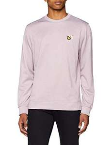 Lyle and Scott mauve marl sweater Size Small £12.18 + 34.49 delivery Non Prime @ Amazon