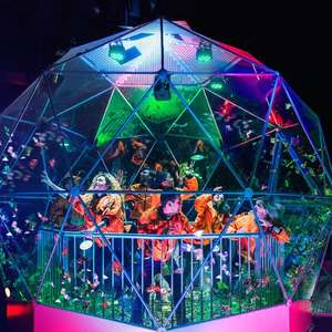 Crystal Maze Live Experience Manchester - £23 per person based on four people (£92 total) via Wowcher