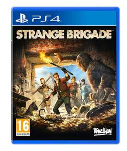 Strange Brigade (PS4/Xbox One) £8.84 @ Base