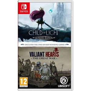 [Nintendo Switch] Child Of Light & Valiant Hearts Double Pack £18.90 delivered @ The Gamery