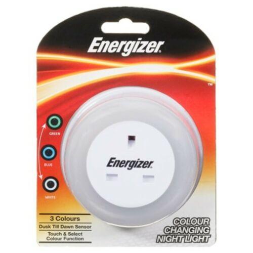 Energizer Colour Nightlight - £4.99 Instore @ B&M