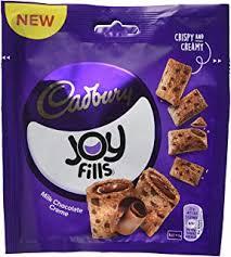 Oreo Joy Fills 4 Varieties  @ Heron Foods 2 Packs for £1