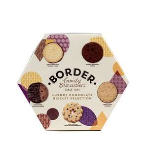 Borders Biscuit Selection (500g) - £4 Delivered (With Code) at Debenhams