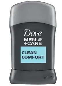 Dove Men+Care Clean Comfort Stick Deodorant 50ml  2 for £3 @ Superdrug (Free C&C)