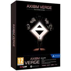 [PS4] Axiom Verge Multiverse Edition £9.95 delivered @ The Game Collection