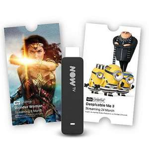 Now TV Stick with 1-Month Movie Pass - £7.50 Instore @ Asda (Wakefield)