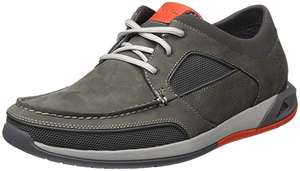 Clarks Men's Ormand Sail Boat Shoes - Now From £45 Delivered at Amazon