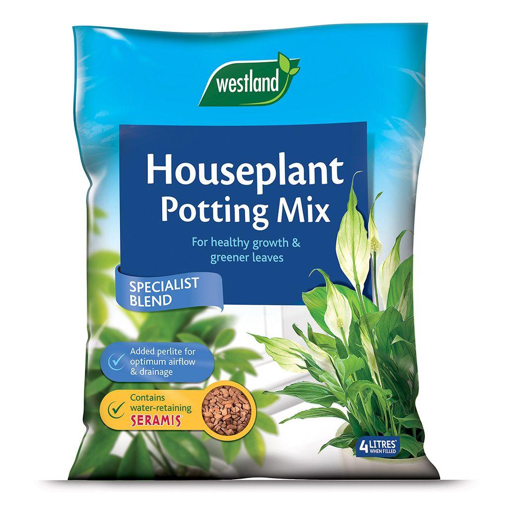 Westland Houseplant Potting Mix - 4L - £1.25 - In Store Only @ Asda (Halbeath)
