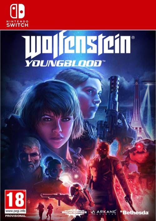 Wolfenstein: Youngblood ( Deluxe Edition ) Nintendo Switch  £22.99 @ CDKeys