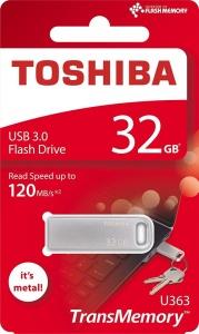 Toshiba TransMemory U363 USB 3 Flash Drive 32GB - £4.49 Delivered @ Picstop
