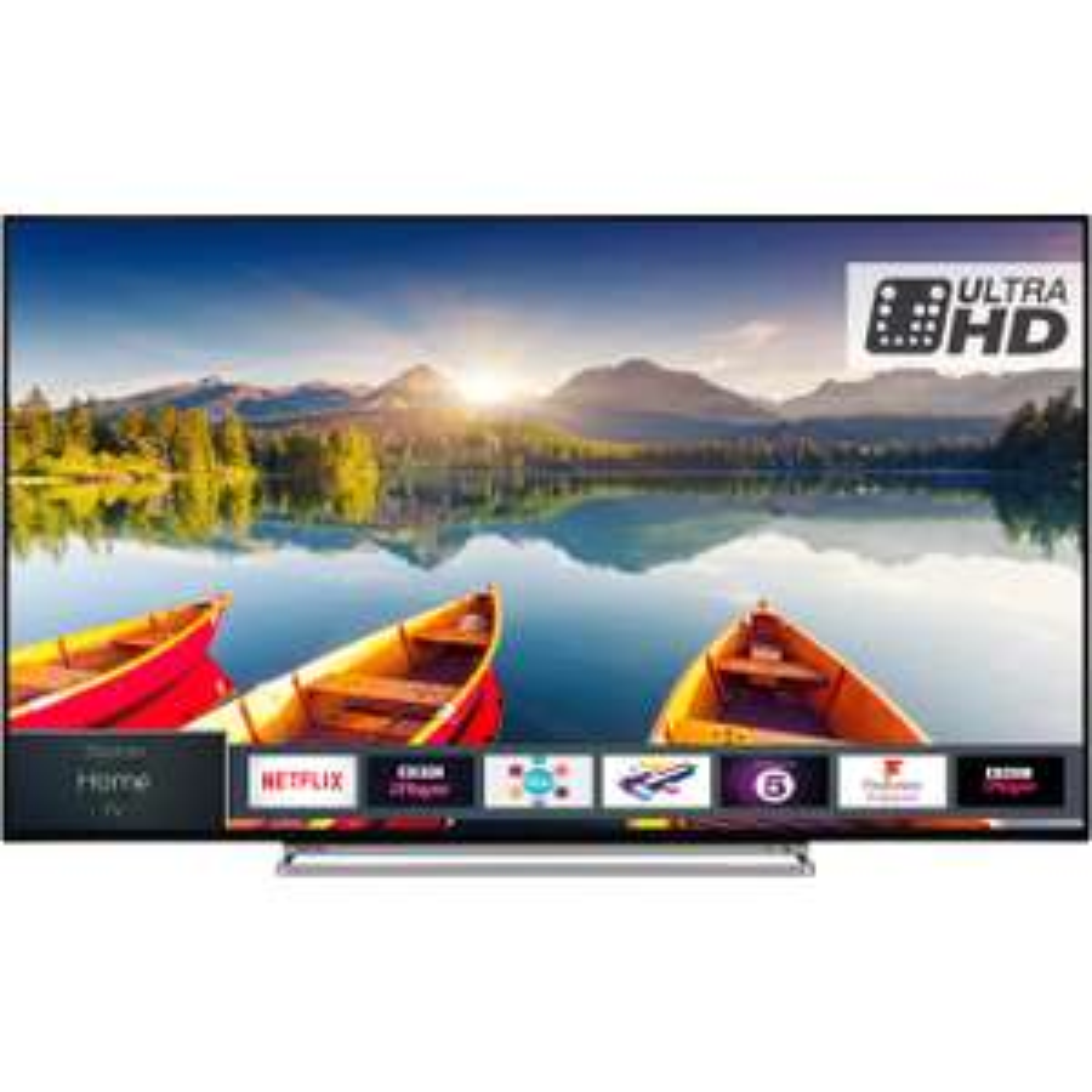 """Toshiba 49U5863DB 49"""" Smart 4K Ultra HD TV & Free Google Mini £325 @ AO"""