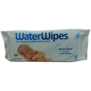 WaterWipes Sensitive Skin Baby Wipes 12 Pack £19.19 delivered @ Weldricks Pharmacy