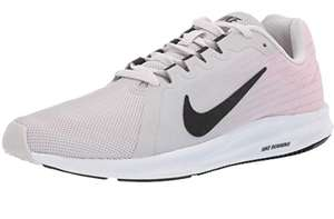 Nike Downshifter 8 Women's Running Trainers Grey/Pink Size 5 £21.18 delivered @ Amazon