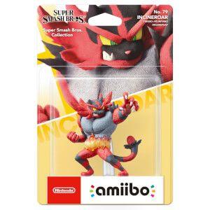 No.79 Incineroar amiiboPre-order £14.98 delivered @ Nintendo Store