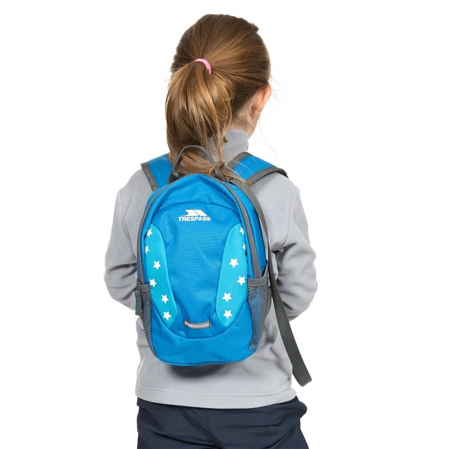 Trespass online - Trespass Toddler Kids 3 litre backpack. £2.99 C&C (£5.94 delivered)