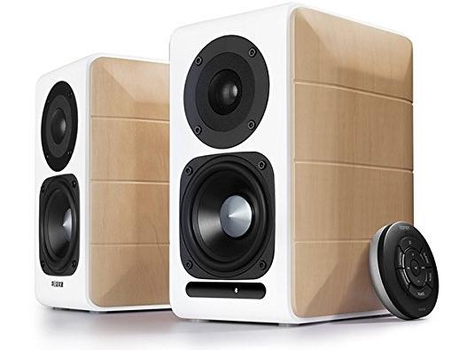 Edifier S880DB 2.0 Desktop Powered Bookshelf/PC Speakers with Hi-Res Audio £202.80 @ CPC Farnell