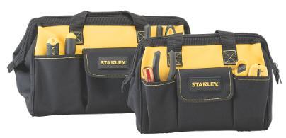 Stanley Tool Bags 2 Pack - £17.99 + Free C&C @ Screwfix