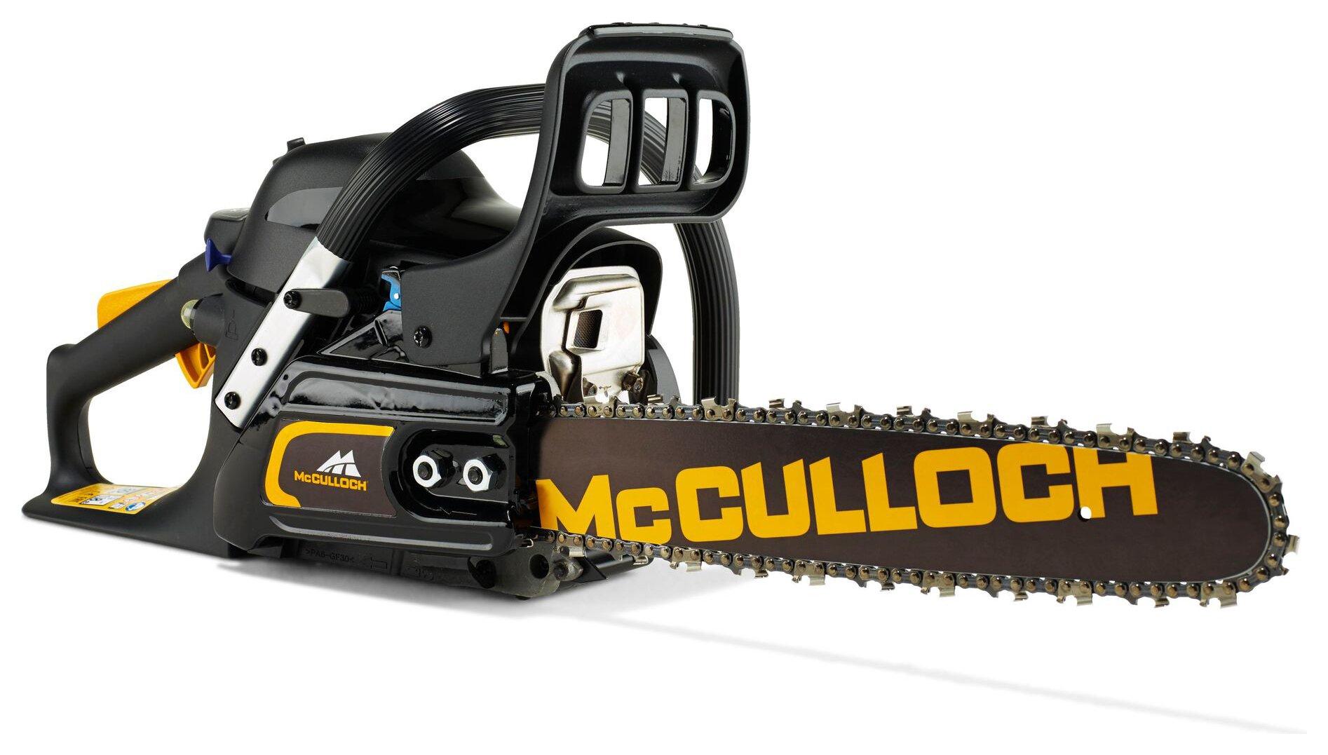 McCulloch CS35S 35cm Petrol Chainsaw - 35cc for £69.99 @ Argos