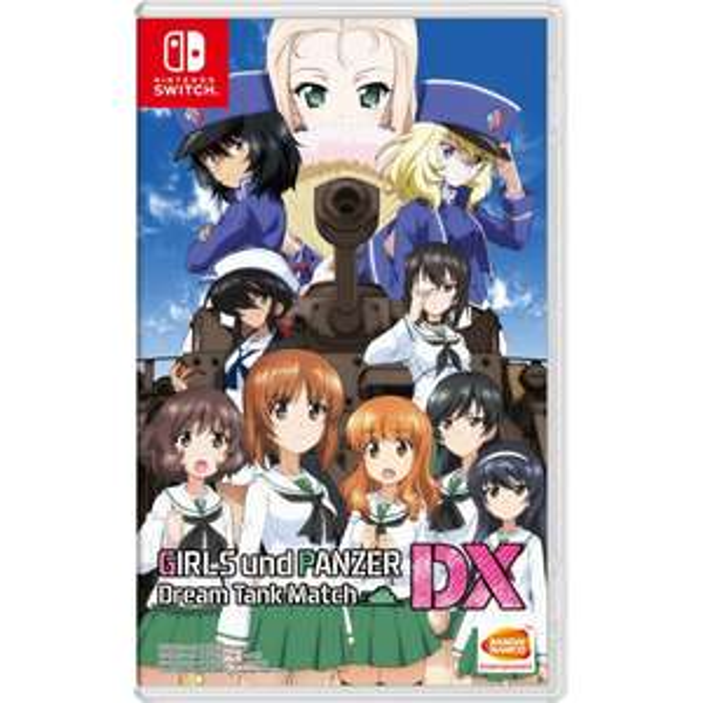 Girls und Panzer: Dream Tank Match DX (Multi-Language) switch  £41.68 Play-Asia