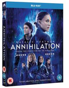 Annihilation [Blu-ray] now £6.29 delivered using code SIGNUP at Zoom