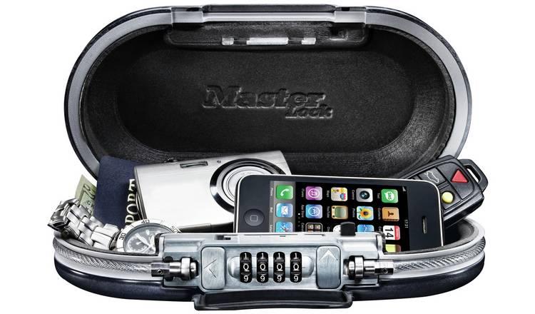 Master Lock 24cm Safe Space Portable Safe £14.99 @ Argos
