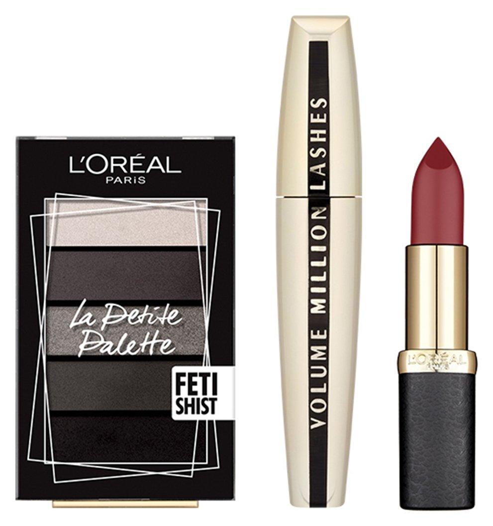 L'Oreal Paris Glam Me Up Make-up Kit £8.99 @ Argos