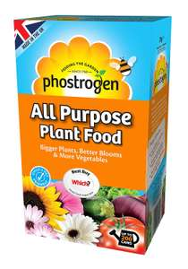 Phostrogen All Purpose Plant Food, 200 Can now £8 (Prime) + £4.49 (non Prime) at Amazon
