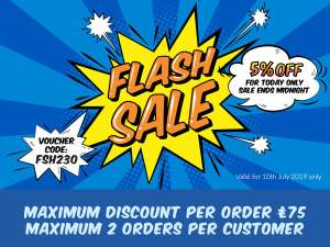 FFX Tools 5% discount today only using code FSH230