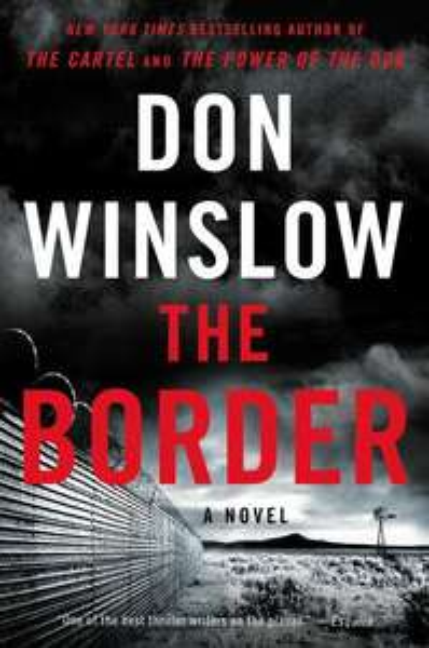The Border - Don Winslow kindle edition 99p  Amazon,