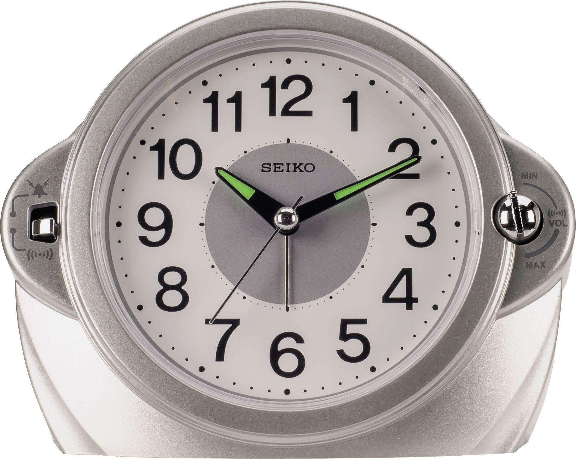 Seiko Volume Control Sweeper Alarm Clock £6.60 @ Argos