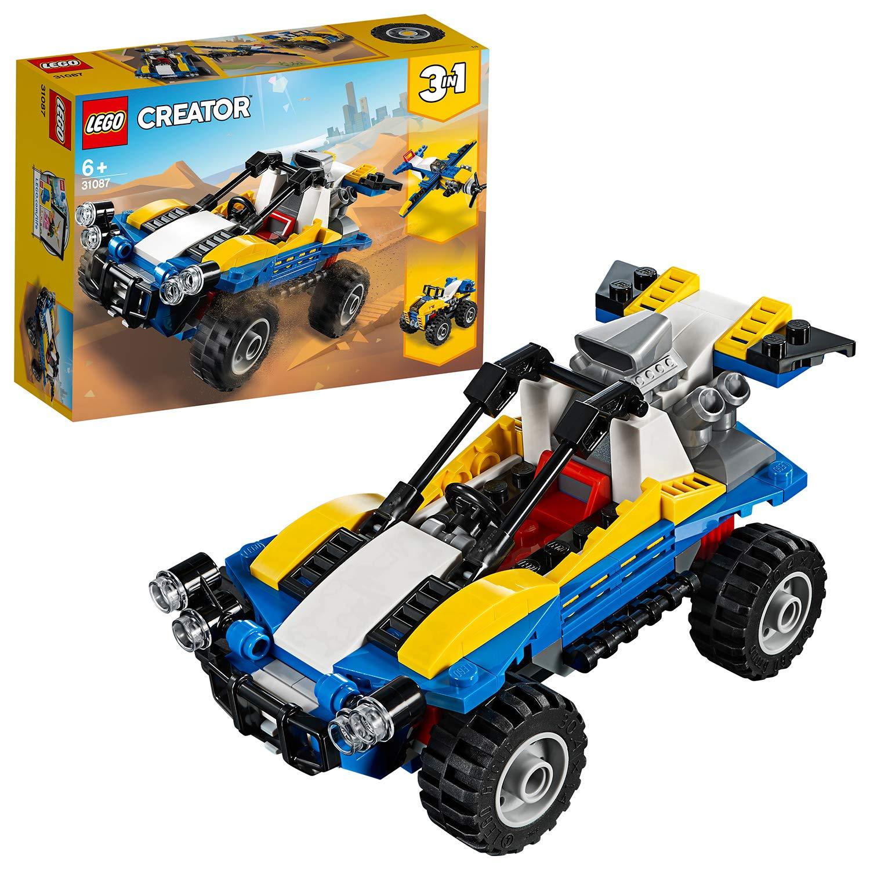 Lego 31087 Creator 3-in-1 Dune Buggy £6.49 (Prime) / £10.98 (non Prime) at Amazon