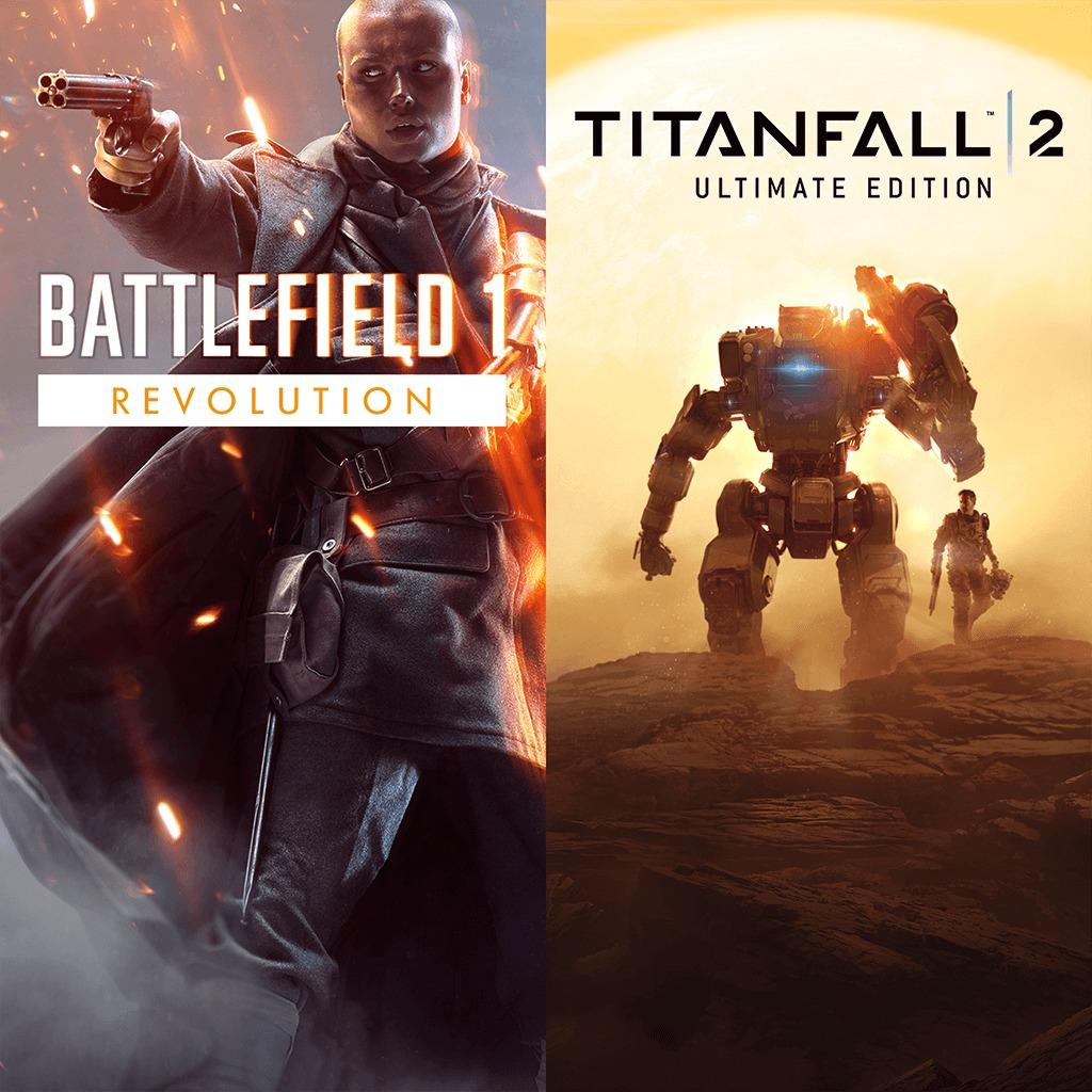 [PS4] Battlefield 1 Revolution & Titanfall 2 Ultimate Bundle £8.99 @ PlayStation Store