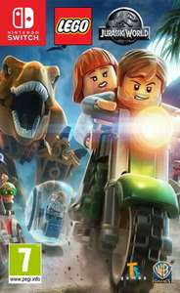 Lego Jurassic World (Nintendo Switch) £28.85 Delivered (Preorder) @ Base