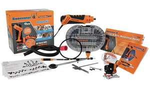The Renovator - Twist A Saw Deluxe Includes 287 Piece Accessory Kit , Now £64.99 @ Argos ( Free C&C )