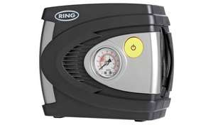 Ring RAC610 12V Analogue Tyre Inflator, Air Compressor Tyre Pump £11 at Amazon(+£4.49 non prime)