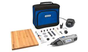 Dremel 8100 Outdoor Project Kit, Now £60 & 2 yrs Guarantee @ Argos (Free C&C)