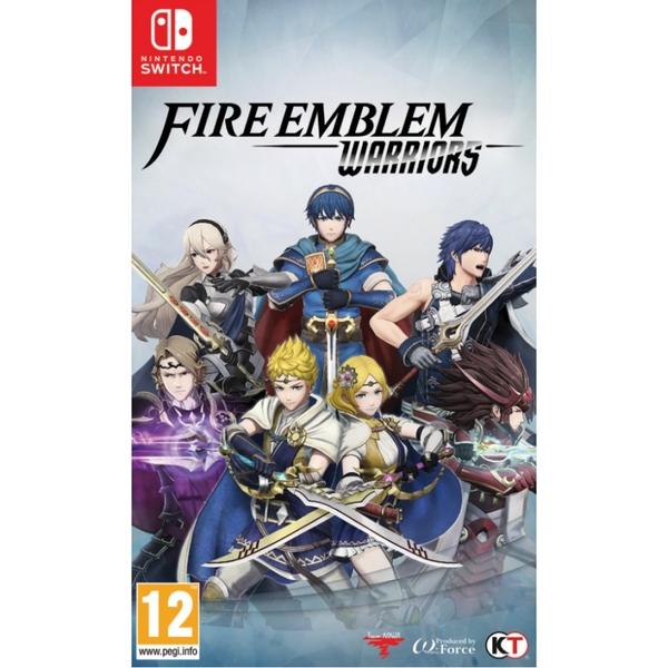 Fire Emblem Warriors (Nintendo Switch) £21.99 Delivered @ 365games