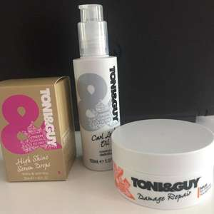 Toni&Guy products @ Home Bargains £2.99